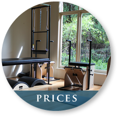 Pilates Extension - Prices